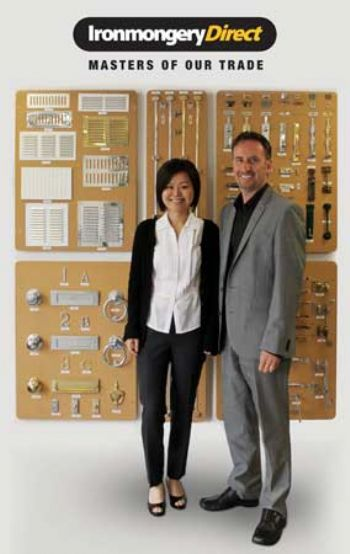 Ironmongery Direct adds to product management team