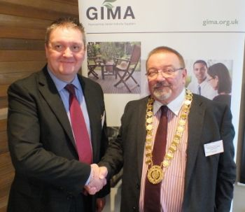 Colin Wetherley Mein is new GIMA president