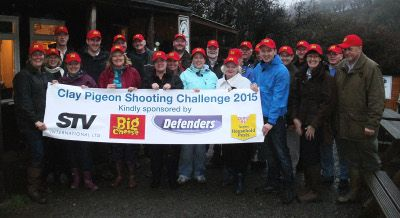 Home Hardware names clay shoot champions