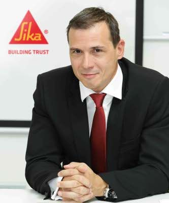 Sika UK appoints new general manager