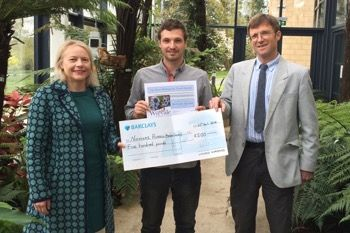 College student wins Wyevale award