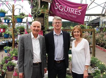 New MD at Squire's Garden Centres