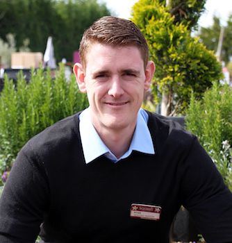 Two new managers at Squire's Garden Centres